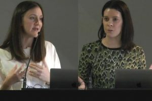 Image of Amy Austin and Jacqui Innes